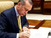 Cumhurbaşkanı Erdoğan onayladı, yeniden kuruldu!