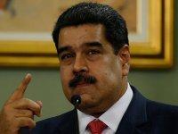 """Maduro: """"Guaido, CIA ajanı ABD uşağı bir siyonist"""""""