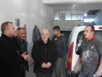 Beyşehir Adayı Yaşar seçim çalışmalarında