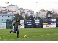 Alex Konyaspor maçını izleyecek