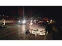 Adana da trafik kazası: 5 yaralı