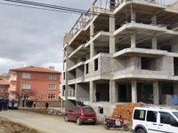 Konya'da Bir Kişi Asansör Boşluğunda Ölü Bulundu