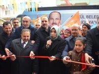 AK Parti Ilgın Seçim Koordinasyon Merkezi açılışı gerçekleştirildi