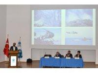 Havacılık ve savunma sanayi uzmanları Adana BTÜ'de buluştu