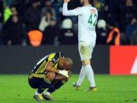 Fenerbahçe'den son 28 sezonun en kötü iç saha performansı