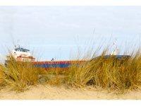 GÜNCELLEME - Kocaeli'de karaya oturan kuru yük gemisi