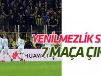 Konyaspor'da yenilmezlik serisi 7 maça çıktı