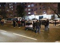 Asker uğurlama konvoyunda trafik kazası: 3 yaralı