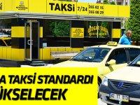 Ticari Taksi ve şoförlere büyük düzenleme geldi