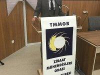 Başkan Durgut, ziraatın önemini anlattı