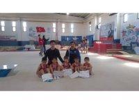 Cimnastik Takımları Analig'de Yarı Finale Yükseldi