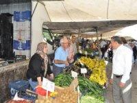 Kızılcalar'a semt pazarı kuruluyor