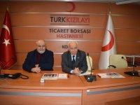 Kızılay Konya'da devir teslim yapıldı