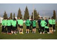 Akhisarspor'da Galatasaray maçı hazırlıkları