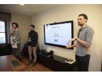 Teknokent öğrencileri en iyi 100 projeden birisini hazırladı