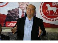 "Mesut Özakcan; ""İftira ile siyaset yapan kaybeder"""