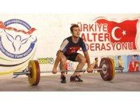 Gençler Halter Türkiye Şampiyonası gün sayıyor