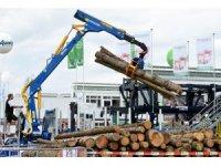 Ağaç işleme endüstrisinde 50 ülkeden bin 500 firma Almanya'da buluşuyor