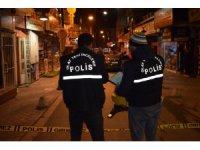 Malatya'da silahlı kavga : 1 yaralı