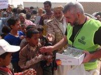 AYDER'den Yemen'e Yardım
