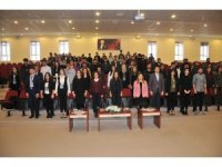 Savunma Sanayi Zirvesi OMÜ Mühendislikte toplandı