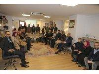 Beykoz Belediye Başkanı Yücel Çelikbilek'ten Siyasi Partilere Teşekkür Ziyareti