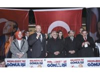 Tekkeköy halkından Cumhur İttifakı'na tam destek