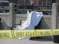 Konya'da hastanenin bahçesinde erkek cesedi bulundu
