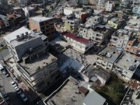 GÜNCELLEME 2- Mersin'de 5 katlı bina çöktü