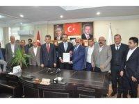 İYİ Parti Şırnak yönetimi istifa ederek AK Parti'ye geçti