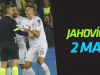 Jahovic'e 2 maç ceza