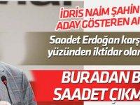 'Saadet Partisi Erdoğan karşıtlığı yüzünden iktidar olamıyor'