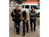Hatay'da hırsızlık iddiası