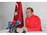 """Mehmet Özdilek: """"Galibiyete daha fazla ihtiyacı olan taraf biziz """""""