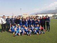 Yunusemre U17 takımı Manisa'yı Türkiye şampiyonasında temsil edecek