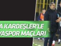 Arda Kardeşler, uzun süre sonra Konyaspor'un maçını yönetecek