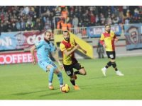 Spor Toto Süper Lig: Göztepe: 1 - Trabzonspor: 3 (Maç sonucu)