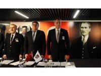 Beşiktaş'ta Olağan Divan Kurulu başladı