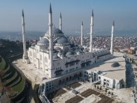 Çamlıca Camii'nde ilk ezan o gün okunacak!