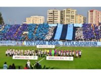 Spor Toto 1. Lig: Adana Demirspor: 2 - Altınordu: 0 (İlk yarı)