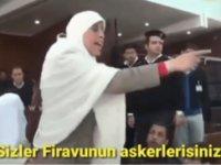 Mısırlı kadınlar idam kararlarına böyle direndi!