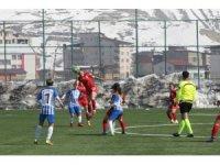 Hakkarigücüspor evinde 2-1 mağlup oldu