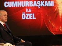 Cumhurbaşkanı Erdoğan'dan kritik açıklamalar...