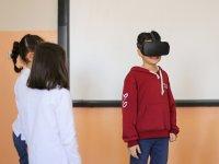 Diltaş'ta sanal gerçeklik uygulaması