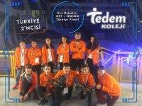 TEDEM'li öğrenciler Avrupa yolunda