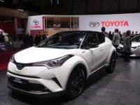 Toyota Türkiye'de üretilen iki hibrit modeliyle Cenevre'de