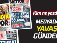 "Medyada gündem ""Mansur Yavaş"""