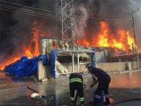 Konya'da MARSAN yangını davasına devam edildi