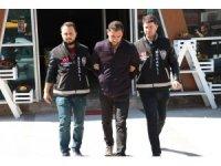 İstanbul'dan çaldığı 150 bin TL'lik otomobille Kocaeli'de yakalandı