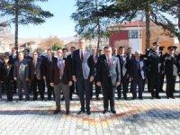 Yunak'ta 18 Mart Çanakkale Deniz Zaferi ve Şehitler Günü